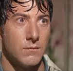 Benjamin Braddock in The Graduate