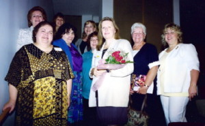 Alice at SRWA Workshop - August 1994