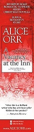 A Vacancy at the Inn - Bookmark Front