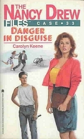 Alice Orr Books Danger in Disguise Nancy Drew